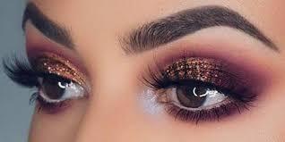 dramatic smokey eyes makeup tutorial