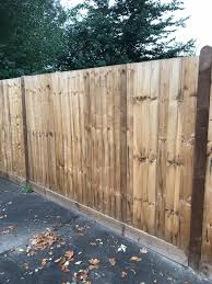 3m Running Feather Edge Colchester Sheds And Fencing