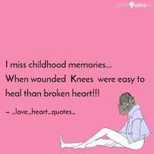 i miss childhood memories quotes writings by simran verma