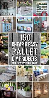 150 easy pallet projects