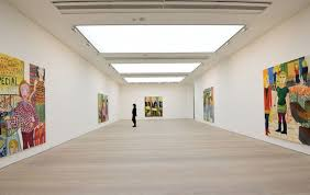 saatchi gallery art design gallery