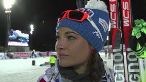 Dorothea Wierer 4th in Ostersund Sprint - YouTube
