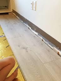 install pergo laminate flooring for a