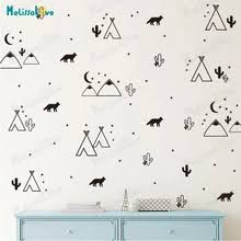 Desert Wall Decals Buy Desert Wall Decals With Free Shipping On Aliexpress Version