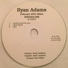 Ryan Adams - February 2007 Mixes (2007, CDr) | Discogs