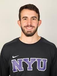Aaron Hoffman - 2015 - Men's Soccer - NYU Athletics