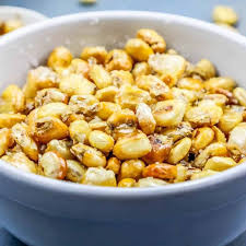 easy homemade corn nuts baked or fried