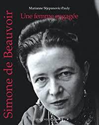 Simone de Beauvoir: Une femme engagée eBook: Stjepanovic-Pauly ...