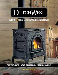 catalytic non catalytic wood burning stoves
