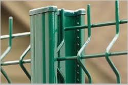Rectangular Pvc Coated Fence Post For Fencing J S Fence Industries Id 11484439155
