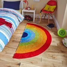 Hong Kong Hk6083 Rainbow Stripe Rug Buy Online From The Rug Seller Uk In 2020 Rainbow Rug Childrens Rugs Kids Rugs