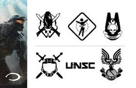 Halo Odst Unsc Xbox One Vinyl Decal Sticker Collection Ebay