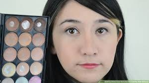 nose appear thinner with makeup