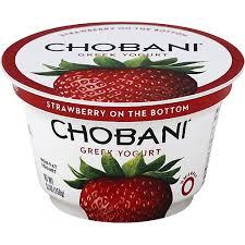 chobani yogurt greek non fat