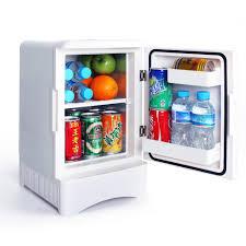 Tủ Đông xách tay 13.5 L Mini Tủ Lạnh Nhà sử dụng Hai Gọn Auto Tủ ...