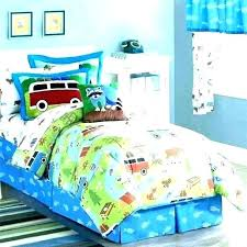 twin bedding set for toddler boy little