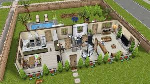 houses sims freeplay house ideas design