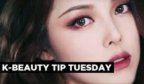 korean beauty tip tuesday easy