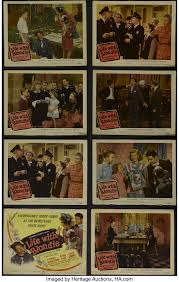 """Life With Blondie (Columbia, 1946). Title Lobby Card (11"""" X 14 ..."""