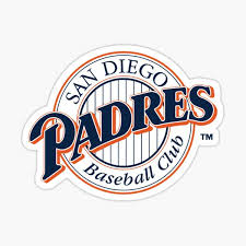 San Diego Padres Stickers Redbubble