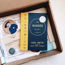 Friday Finds : The Wander Society by Keri Smith |
