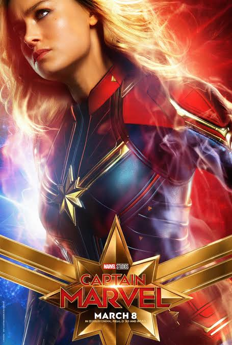 Captain Marvel 2019 Hindi 720p 480p HDTS-Rip Dual Audio [हिंदी – English] DVDScr Full Movie