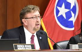 Knoxville Rep. Gloria Johnson to file resolution to expel David Byrd