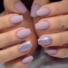 outstanding short coffin nails design