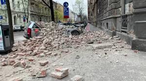 """Резултат с изображение за """"земетресение в Загреб"""""""