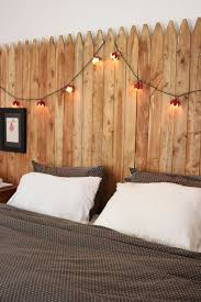 Upcycled A Rustic Fence Headboard Merrypad