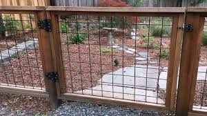 Diy Hog Wire Deck Railing Plans See Description Youtube
