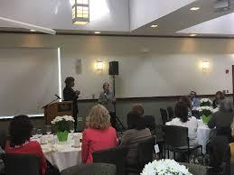 Liz Walker's Rosemary Johnson Symposium Lecture & ALD Alumni ...