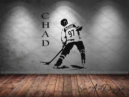 Sports Wall Decals Hockey Wall Art Rino Home Decor Canada Rinohomedecor
