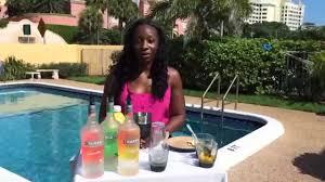 cruzan rum tropical paradise tail