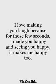cute love quotes quotes to make her smile