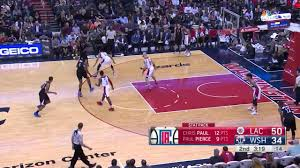 Chris Paul Dunk - YouTube