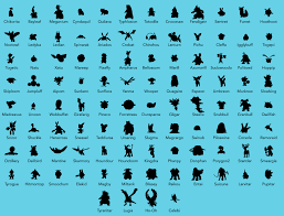 Pokémon Go: Complete Pokédex Silhouette Reference Chart (UPDATED ...