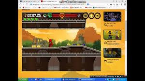 lego ninja go game rush tournament - YouTube