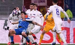 Lione-Juve, rivivi la MOVIOLA: giù Ronaldo e Dybala, per arbitro e ...