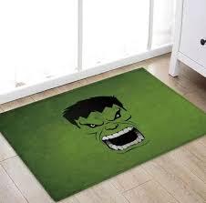Marvel Kids Bedroom Non Slip Official New Spiderman Floor Mat 40cm X 60cm
