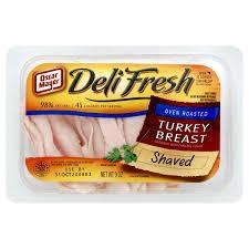 oscar mayer deli fresh turkey t
