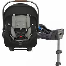 nuna pipa infant car seat caviar