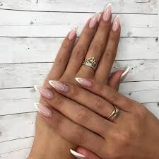 Faded French Nails Posts Cutefrenchnails With Images