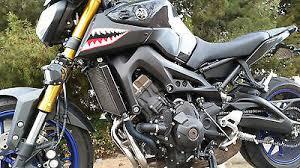 Flying Tiger Shark Teeth Decal Kit Designed For 14 16 Yamaha Mt 09 Fz 09 12 00 Picclick