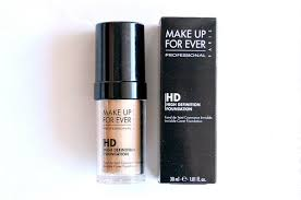 ร ว ว make up for ever hd