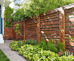 13 Things To Know Before You Build A Fence Better Homes Gardens