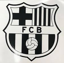 Fc Barcelona Logo Soccer Football Car Window Truck Laptop Vinyl Decal Sticker Ebay