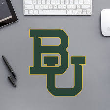 Fathead Baylor Bears Logo Large Officially Licensed Removable Wall Decal Walmart Com Walmart Com