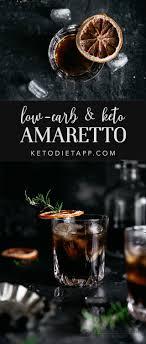 homemade low carb amaretto ketot