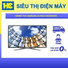 Smart Tivi Samsung 55 inch Full HD UA55M5503AKXXV - Bảo hành 2 năm ...